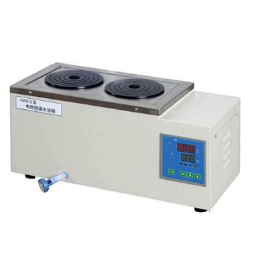 HWS-24上海一恒双列四孔恒温水浴锅